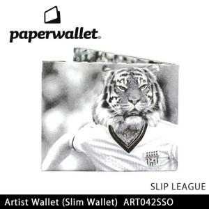 PaperWallet ペーパーウォレット ウォレット Artist Wallet (Slim Wallet)/SLIP LEAGUE ART042SSO【メール便・代引不可】|snb-shop