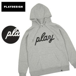 PLAYDESIGN プレイデザイン PLAY HOODED SW P01-18ST08PL 【アウトドア/フーディ/メンズ/パーカー】 snb-shop