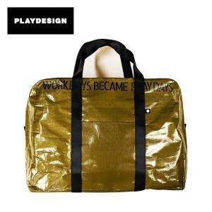 PLAYDESIGN プレイデザイン P01 PLAY BOSTON 19SS6PLBT 【ボストンバッグ/レジャー/アウトドア】|snb-shop