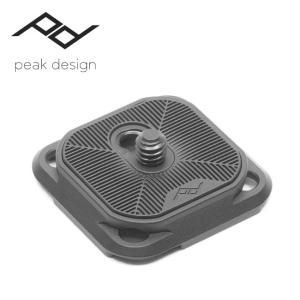 Peak Design ピークデザイン スタンダードプレート Standard Plate PL-S-2 【カメラアクセサリー/一眼レフ/カメラ 】【メール便・代引不可】|snb-shop