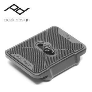Peak Design ピークデザイン デュアルプレート Dual Plate PL-D-2 【カメラアクセサリー/一眼レフ/カメラ 】【メール便・代引不可】|snb-shop