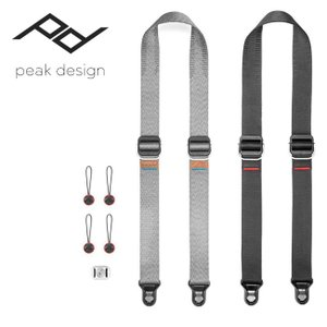Peak Design ピークデザイン スライドライト Slide Lite SLL-BK-3/SLL-AS-3 【スリングストラップ/ショルダーストラップ 】|snb-shop