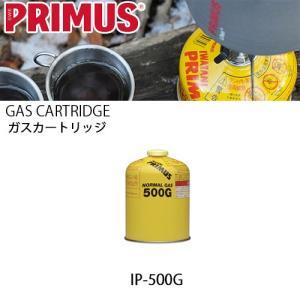 PRIMUS/プリムス ガスカートリッジ ノーマルガス(大)/IP-500G snb-shop