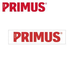 PRIMUS プリムス プリムスステッカーS レッド P-ST-RD1 【シール/アクセサリー/アウトドア】【メール便・代引不可】 SNB-SHOP