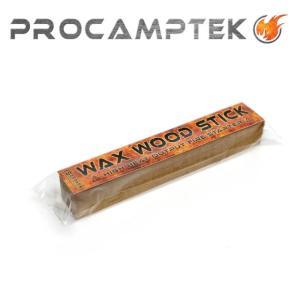 PROCAMPTEK プロキャンプテック WAX WOOD STICK ワックスウッドスティック 【着火剤/火起こし/アウトドア/キャンプ】 snb-shop