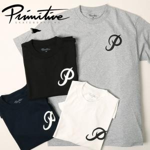 Primitive プリミティブ Tシャツ CLASSIC P CORE TEE PR18ST09 【服】【t-cnr】シャツ メンズ【メール便・代引不可】|snb-shop