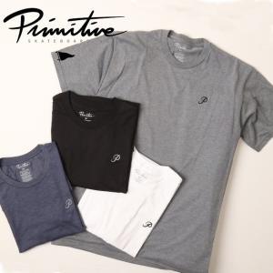 Primitive プリミティブ Tシャツ MINI CLASSIC P CORE TEE PR18ST12 【服】【t-cnr】シャツ メンズ【メール便・代引不可】|snb-shop