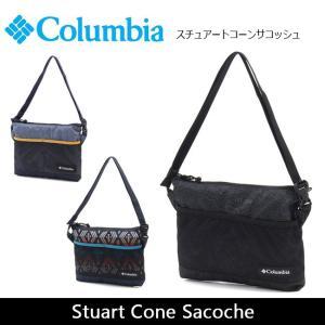 コロンビア Columbia ショルダーバッグ スチュアートコーンサコッシュ Stuart Cone Sacoche PU8147|snb-shop