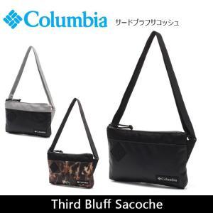 【メール便発送・代引き不可】 コロンビア Columbia ショルダーバッグ サードブラフサコッシュ Third Bluff Sacoche PU8165|snb-shop