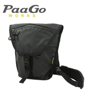 PaaGo WORKS パーゴワークス ショルダーバッグ フォーカス CB-03-BK/HB904 【カバン】カメラバッグ|snb-shop