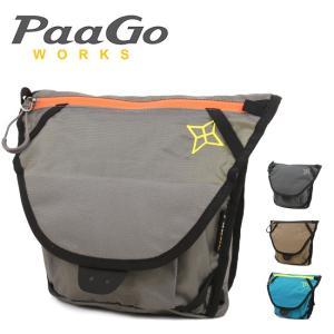 PaaGo WORKS パーゴワークス ショルダーバッグ スイングL SWING-L SW-01/HB902 【カバン】3WAYバッグ 防水|snb-shop