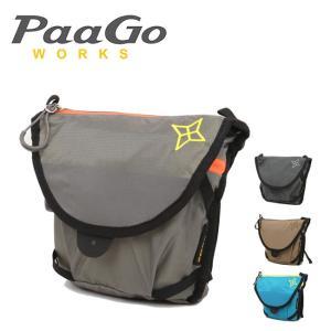 PaaGo WORKS パーゴワークス ショルダーバッグ スイングM SWING-M SW-02/HB901 【カバン】3WAYバッグ 防水|snb-shop