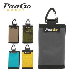PaaGo WORKS パーゴワークス コインケース トレイルバンク S TRAILBANK-S W-03/UW901 【雑貨】サイフ 財布|snb-shop
