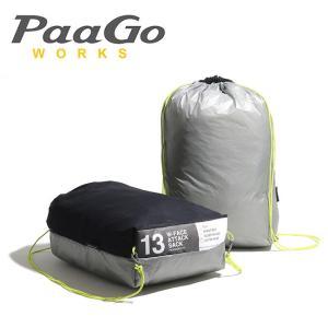 PaaGo WORKS パーゴワークス リュック スタッフバッグ13 STUFFBAG 13  WF-01 【カバン】鞄|snb-shop