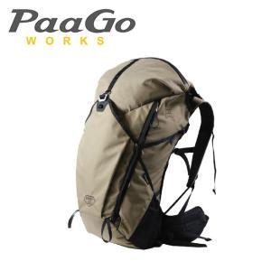 PaaGo WORKS パーゴワークス Buddy 33 バディ33 BP-03-DB/HP902 【リュック/アウトドア】|snb-shop