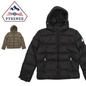 PYRENEX ピレネックス SPOUTNIC JAKET MAT HMK004 【アウトドア/アウター/ジャケット/ダウン】 snb-shop