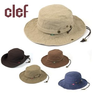 clef/クレ 帽子 ハット NEW ADVENTURE HAT RB3328|snb-shop