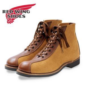 RED WING レッドウイング 1920s アウティングブーツ 1920s Outing Boot TeakHawthorne 8827 【アウトドア/ブーツ/靴/ワークブーツ】|snb-shop