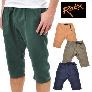ROKX/ロックス ロックスクロップス 7分丈パンツ ROKX CROPS/RXM006|snb-shop