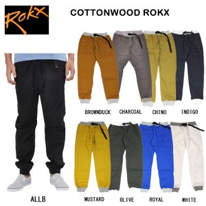 ROKX/ロックス パンツ COTTONWOOD ROKX コットンウッドロックスパンツ  RXM004/送料込|snb-shop