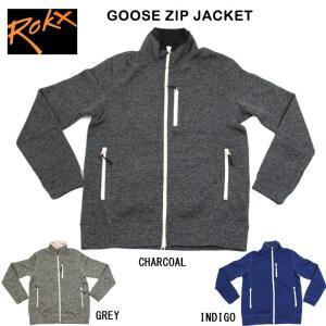 ROKX/ロックス ジップジャケット GOOSE ZIP JACKET RXMF5319 /送料込|snb-shop