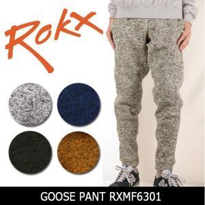 ROKX/ロックス GOOSE PANT グースパンツ RXMF6301 【服】 パンツ ロングパンツ カジュアル アウトドア|snb-shop