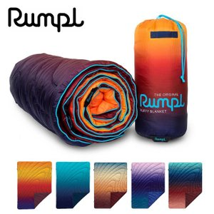 Rumpl ランプル PRINTED PUFFY BLANKETS THROW 3IP-RMP-191009 【アウトドア/キャンプ/車中泊/ブランケット/膝掛】|snb-shop