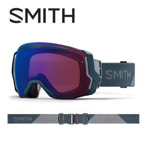 2019 スミス SMITH OPTICS I/O 7 Thunder Split CP Photochromic Rose Flash / Clear 【2019/アーリーモデル/日本正規品/アジアンフィット】 snb-shop