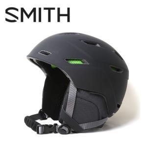 2019 スミス SMITH OPTICS Mission Matte Black  【2019/ヘルメット/日本正規品】 snb-shop