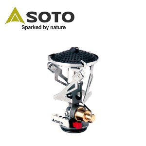 SOTO/ソト ストーブ/マイクロレギュレーターストーブ SOD-300S|snb-shop