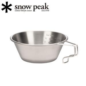 スノーピーク snowpeak マグカップ/チタン シェラカップ/E-104 【SP-TLWR】