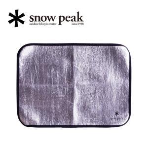 snowpeak スノーピーク バーナーシートL GP-006R 【アウトドア/BBQ/断熱シート/...