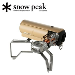 snowpeak スノーピーク HOME&CAMP ホームアンドキャンプ バーナー カーキ GS-6...
