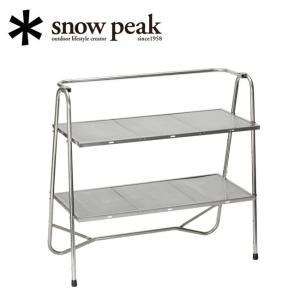 snowpeak スノーピーク ステンレスキッチンテーブル LV-310 【キッチンテーブル/調理/アウトドア/キャンプ】|snb-shop