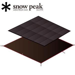 スノーピーク snowpeak マット・グランドシート/アメニティドーム マット・シートセット/SET-021 【SP-TENT】