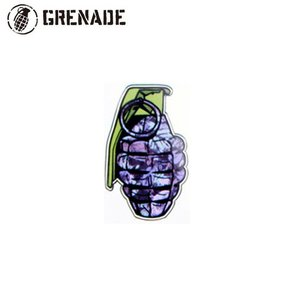 GRENADE/グレネード ステッカー MOBILE PHONE 13 3×5cm|snb-shop