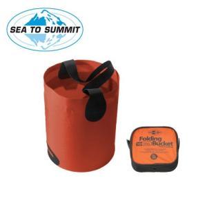 SEA TO SUMMIT/シートゥーサミット フォルディングフォルディングバケット 10L 1700117 日本正規品|snb-shop