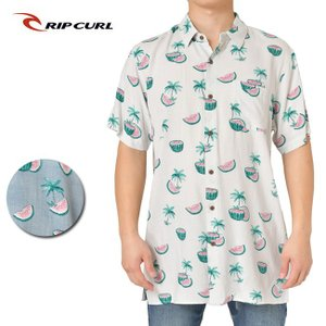 RIP CURL リップカール MELONS SS SHIRT T01-121 【シャツ/半袖/ファッション/アウトドア/リゾート/タウンユース】|snb-shop