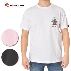 RIP CURL リップカール THE SEARCH SS TEE T01-205 【Tシャツ/半袖/ファッション/アウトドア/キャンプ/フェス】【メール便・代引不可】|snb-shop