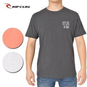 RIP CURL リップカール DED SLED SLAB SS TEE T01-215 【Tシャツ/半袖/ファッション/アウトドア/キャンプ/フェス】【メール便・代引不可】|snb-shop