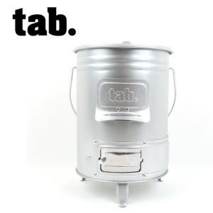 tab タブ アウトドアストーブ マルチに使える 缶ストーブ 【BBQ】【GLIL】アウトドア キャ...