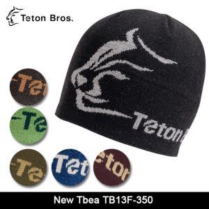 Teton Bros/ティートンブロス New Tbea TB13F-350 【帽子】 ビーニー ニット帽 アウトドア ファッション おしゃれ【メール便・代引不可】|snb-shop