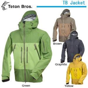 Teton Bros/ティートンブロス ジャケット TB Jacket/TB153-010|snb-shop