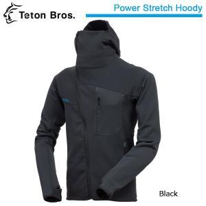 Teton Bros/ティートンブロス ジャケット Power Stretch Hoody tb153-210|snb-shop