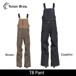 Teton Bros/ティートンブロス TB Pant TB163-020 パンツ ロングパンツ アウトドア 登山|snb-shop