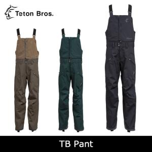 Teton Bros/ティートンブロス パンツ TB Pant TB173-020 【服】ロングパンツ 登山|snb-shop
