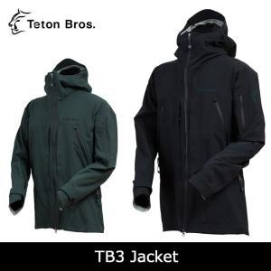 Teton Bros/ティートンブロス ジャケット TB3 Jacket TB173-040 【服】アウター アウトドア 登山|snb-shop