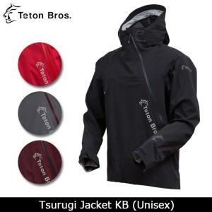 Teton Bros/ティートンブロス ジャケット Tsurugi Jacket KB 173080 【服】アウター アウトドア 登山|snb-shop