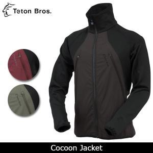 Teton Bros/ティートンブロス ジャケット Cocoon Jacket 173140 【服】アウター アウトドア 登山|snb-shop