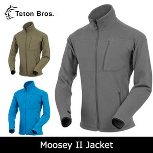 Teton Bros/ティートンブロス ジャケット Moosey II Jacket TB173-390 【服】アウター フリース|snb-shop